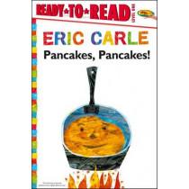 Pancakes, Pancakes! by Eric Carle, 9781442472747