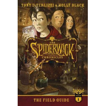 The Field Guide by Tony Diterlizzi, 9781442486935