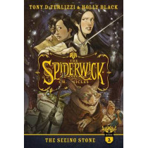 The Seeing Stone by Tony Diterlizzi, 9781442486942