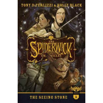 The Seeing Stone by Tony Diterlizzi, 9781442486959