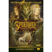 Lucinda's Secret by Tony Diterlizzi, 9781442486973