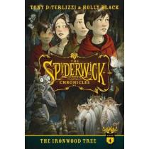 The Ironwood Tree by Tony Diterlizzi, 9781442487017