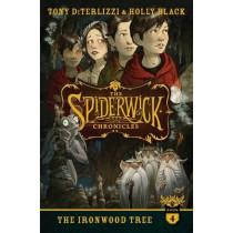 The Ironwood Tree by Tony Diterlizzi, 9781442487024