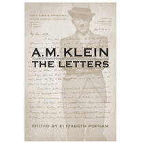 A.M. Klein: The Letters by A. M. Klein, 9781442641075