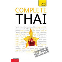 Complete Thai Beginner to Intermediate Course: (Book and audio support) by David Smyth, 9781444101911