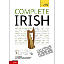 Complete Irish Beginner to Intermediate Book and Audio Course: Learn to read, write, speak and understand a new language with Teach Yourself, 9781444102352