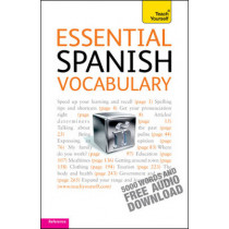 Essential Spanish Vocabulary: Teach Yourself by Mike Zollo, 9781444103588