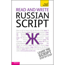 Read and Write Russian Script: Teach yourself by Daphne West, 9781444103922