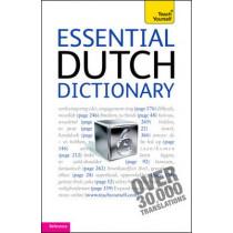 Essential Dutch Dictionary: Teach Yourself by Gerdi Quist, 9781444103977