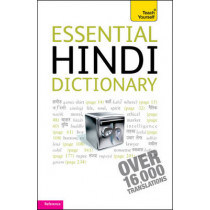 Essential Hindi Dictionary: Teach Yourself by Rupert Snell, 9781444104004