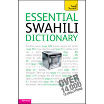 Essential Swahili Dictionary: Teach Yourself by D.V. Perrott, 9781444104080
