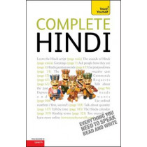 Complete Hindi Beginner to Intermediate Course: (Book and audio support) by Simon Weightman, 9781444106831