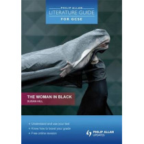 Philip Allan Literature Guide (for GCSE): The Woman in Black by Margaret Mulheran, 9781444110265