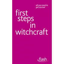 First Steps in Witchcraft: Flash by Teresa Moorey, 9781444135619