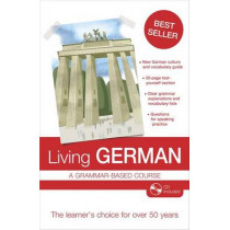 Living German: 7th edition by Richard Woods Buckley, 9781444153910