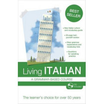Living Italian: 6th Edition by Maria Valgimigli, 9781444154009