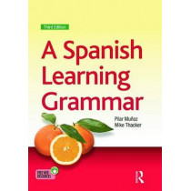 A Spanish Learning Grammar by Mike Thacker, 9781444157338