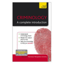 Criminology: A Complete Introduction: Teach Yourself by Peter Joyce, 9781444170238