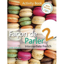 Facon de Parler 2 5ED: Activity Book by Angela Aries, 9781444181241
