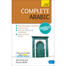 Complete Arabic Beginner to Intermediate Course: (Book and audio support) by Frances Smart, 9781444195163