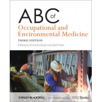 ABC of Occupational and Environmental Medicine by David Snashall, 9781444338171