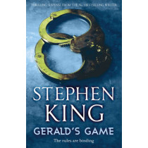 Gerald's Game by Stephen King, 9781444707458
