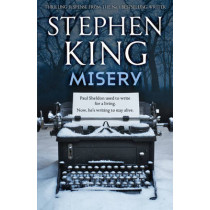 Misery by Stephen King, 9781444720716