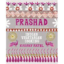 Vegetarian Indian Cooking: Prashad by Kaushy Patel, 9781444734713