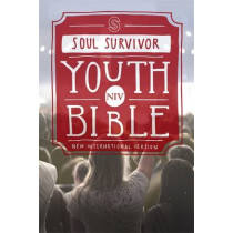 NIV Soul Survivor Youth Bible Hardback by New International Version, 9781444786064