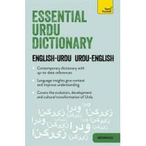 Essential Urdu Dictionary: Learn Urdu with Teach Yourself by Timsal Masud, 9781444795523