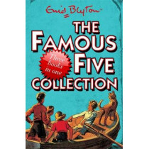 The Famous Five Collection 1: Books 1-3 by Enid Blyton, 9781444910582
