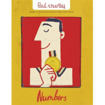 Numbers by Paul Thurlby, 9781444918755