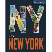 NY is for New York by Paul Thurlby, 9781444930313