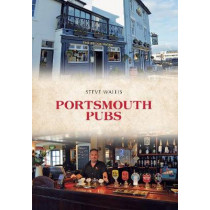 Portsmouth Pubs by Steve Wallis, 9781445659893