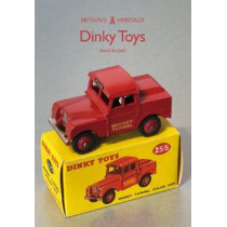 Dinky Toys by David Busfield, 9781445665801