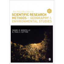 An Introduction to Scientific Research Methods in Geography and Environmental Studies by Daniel R. Montello, 9781446200759