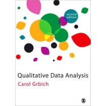 Qualitative Data Analysis: An Introduction by Carol Grbich, 9781446202975