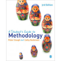 A Student's Guide to Methodology by Peter Clough, 9781446208625