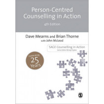 Person-Centred Counselling in Action by Brian Thorne, 9781446252536