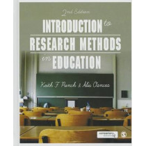 Introduction to Research Methods in Education by Keith F. Punch, 9781446260739