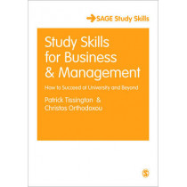 Study Skills for Business and Management: How to Succeed at University and Beyond by Patrick Tissington, 9781446266496