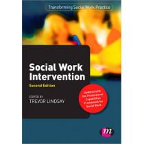 Social Work Intervention by Trevor Lindsay, 9781446266656