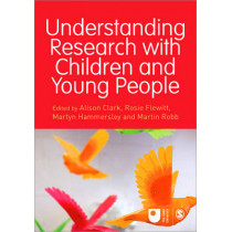 Understanding Research with Children and Young People by Alison Clark, 9781446274934