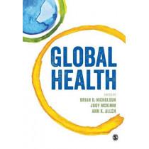 Global Health by Brian D. Nicholson, 9781446282502