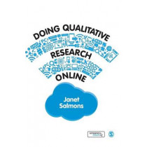 Doing Qualitative Research Online by Janet E. Salmons, 9781446295403