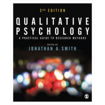 Qualitative Psychology: A Practical Guide to Research Methods by Jonathan A. Smith, 9781446298466