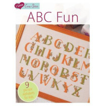 I Love Cross Stitch - ABC Fun: 9 Picture Alphabets for Kids by Various, 9781446303382