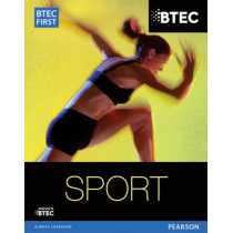 BTEC First in Sport Student Book by Mark Adams, 9781446901618