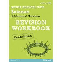 Revise Edexcel: Edexcel GCSE Additional Science Revision Workbook - Foundation by Penny Johnson, 9781446902646