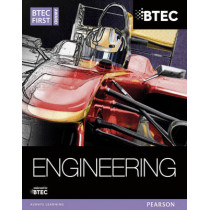 BTEC First Award Engineering Student Book by Simon Clarke, 9781446905630